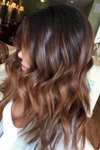 Wonderbaar Highlights bruin haar (meer diepte in je bruine haarkleur IT-95