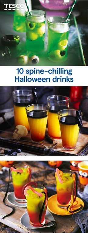 drankjes-halloween