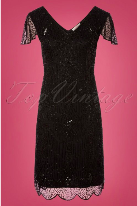 GatsbyLady-20s-Downton-Abbey-Flapper-Dress-in-Black