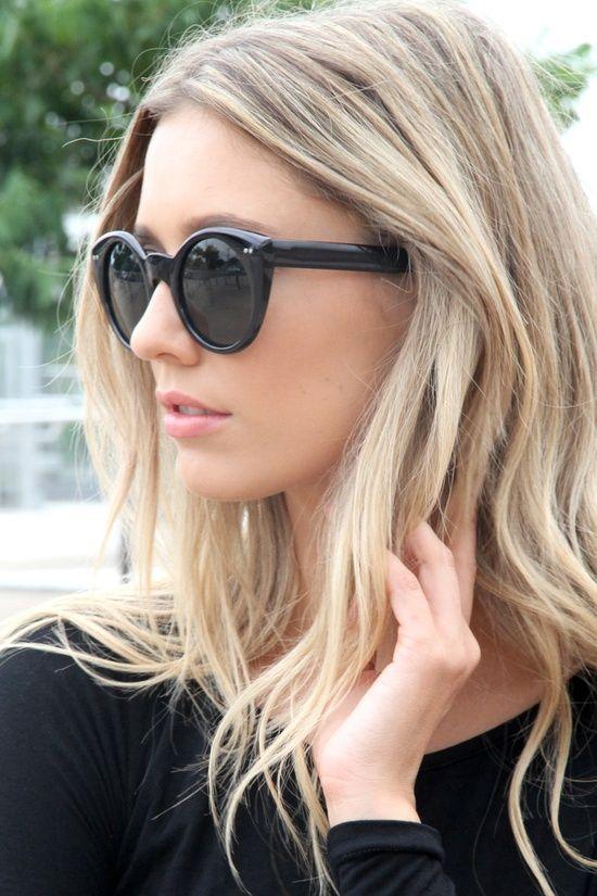 blonde-balayages