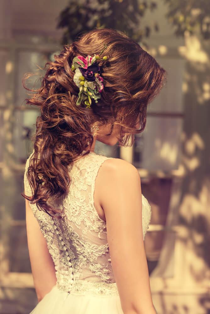 bruidskapsels bohemian 3 1