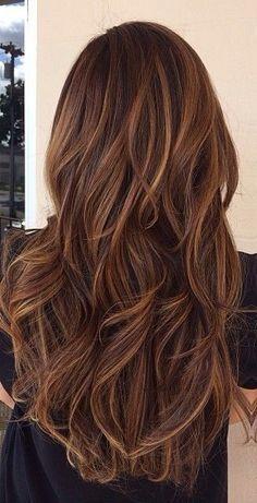 chocoladebruine-haarkleur
