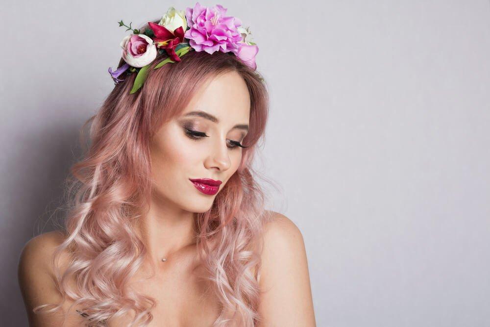 haarkleuren-rose-gold