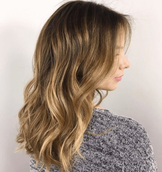 dun-haar-kapsels-lang-haar