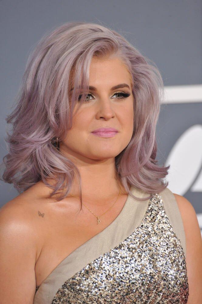 lila-grijze-haarkleur