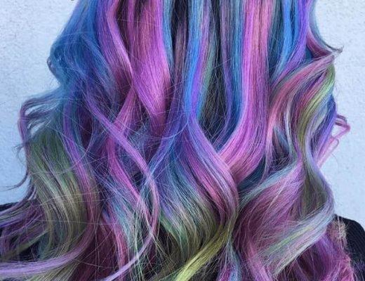 mermaid hair kayla boyer felle haarkleuren