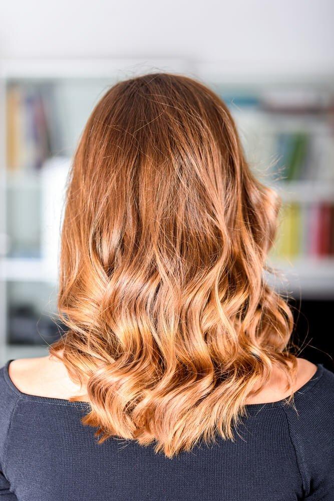 rood-haar