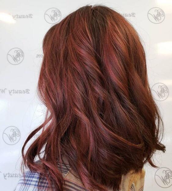 roodbruine-haarkleuren