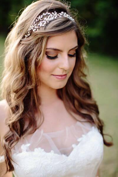 trouwkapsel-haarband