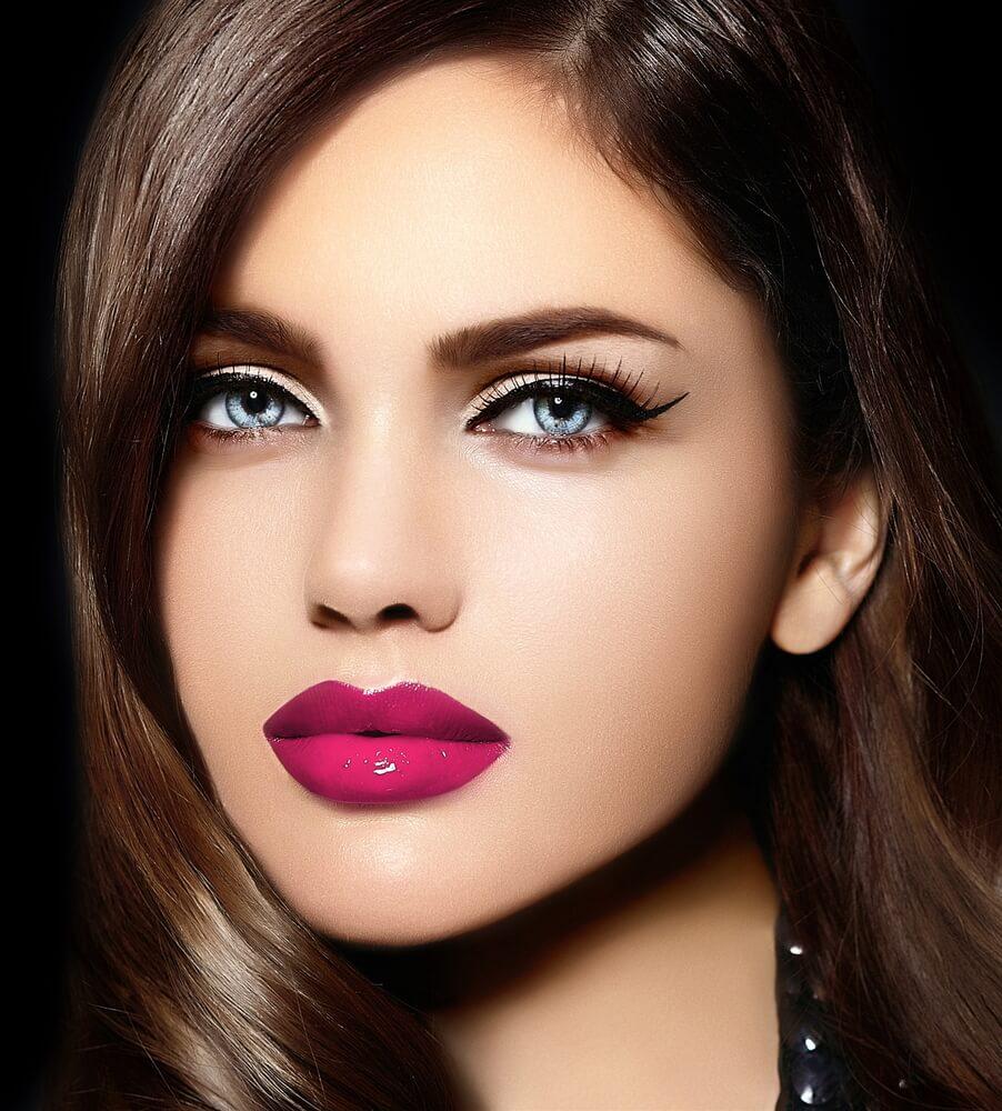 donkere lippen lipstick 1