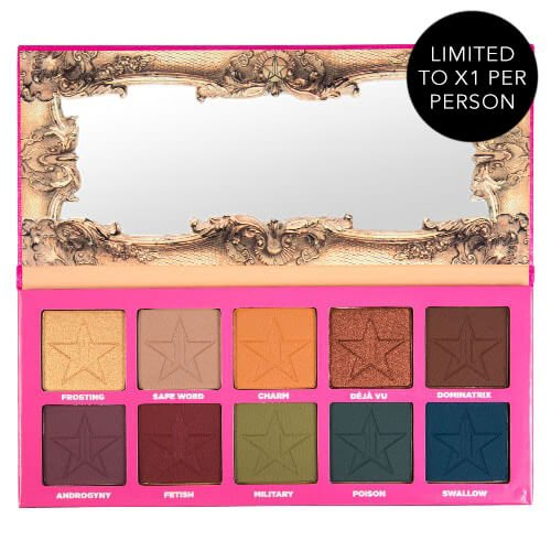 jeffree star cosmetics androgyny palette 1