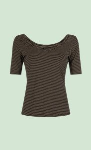 kinglouie-ballerina-top-fine-stripe