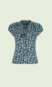 kinglouie-bow-blouse-summer-meadow