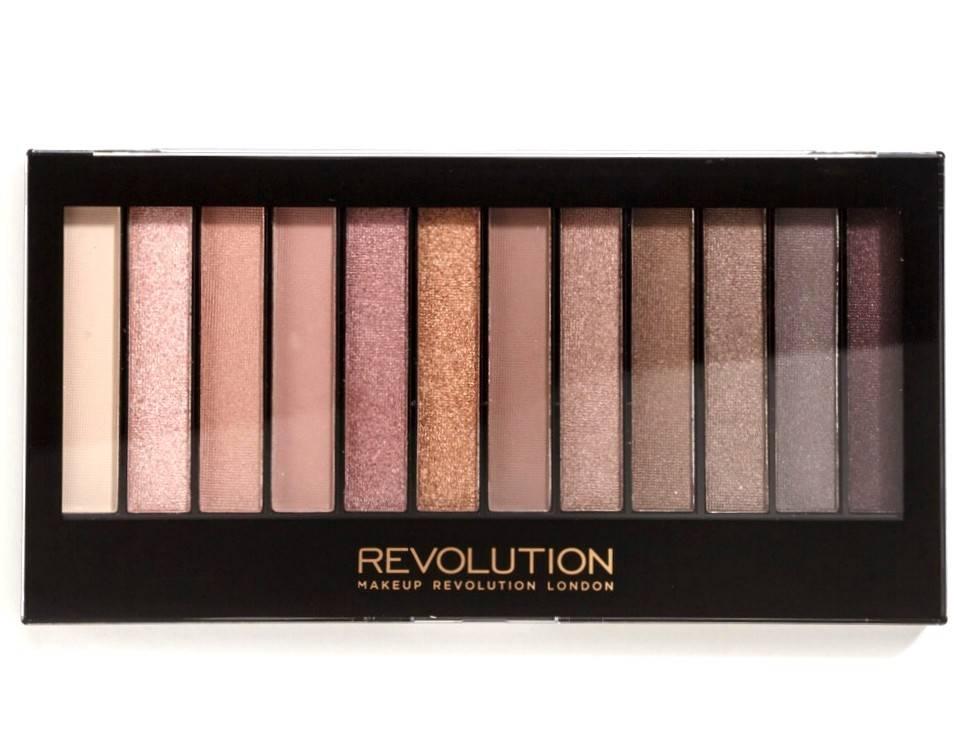 makeup revolution redemption palette iconic 3 naked 3 palette dupe 1
