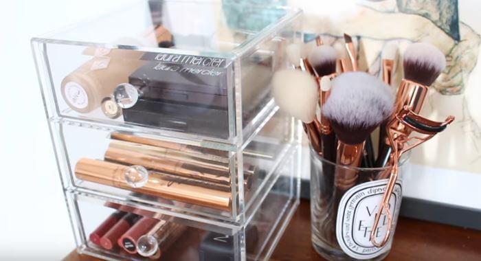 minimalistische makeup 2 2