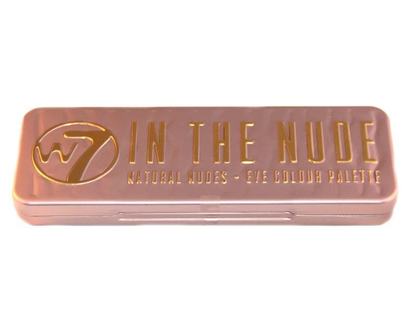 naked-3-dupe-w7-make-up-in-the-nude-palette-oogschaduw