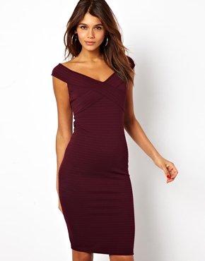 off-shoulder-pencil-dress