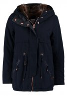 only-parka-blauw