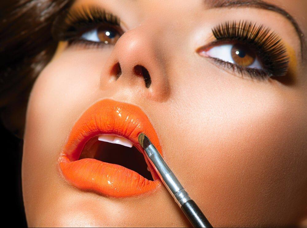 oranje-makeup