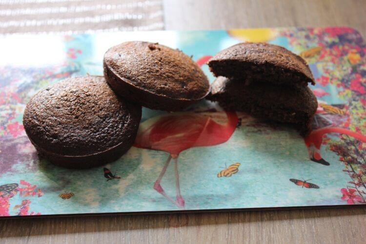 quinoa chocolade cupcakes 1