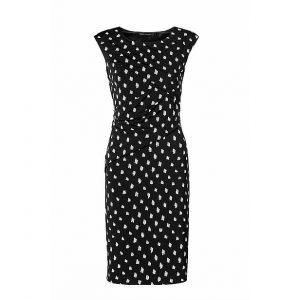 steps-jurk-zwart-wit
