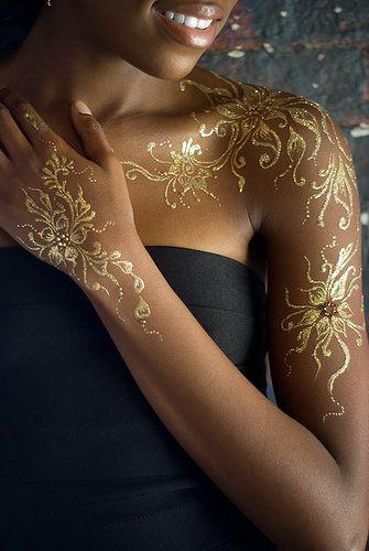 tattoos-inspiration-gold