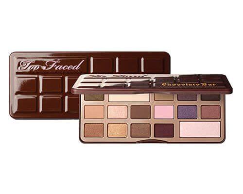 too faced chocolate bar eye shadow 1