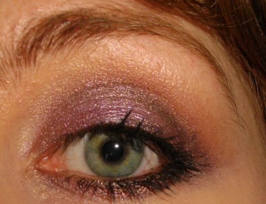 too faced chocolate palette look 1