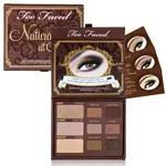 too faced natural at night collection