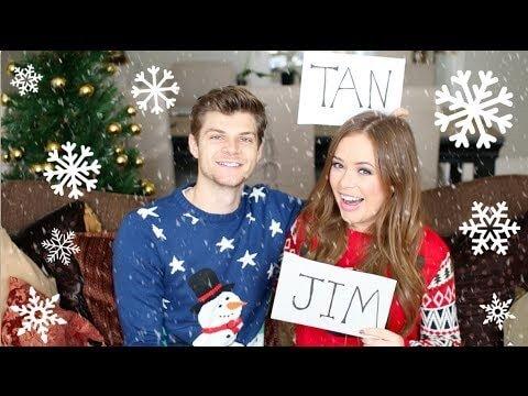 youtubers kerst 2