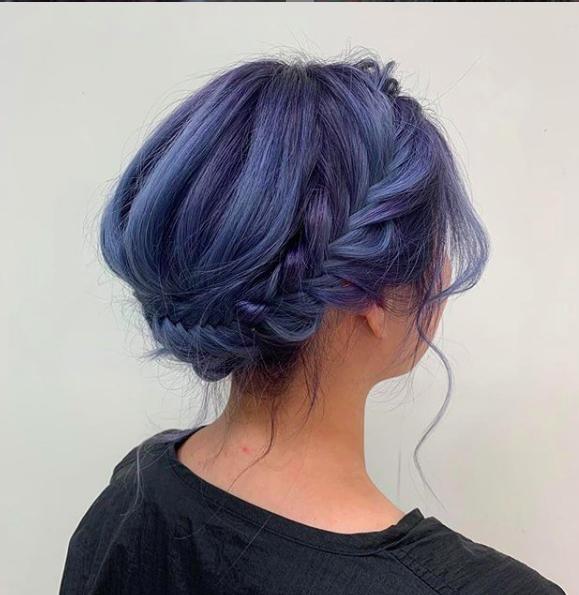 blauwe-haarkleuren