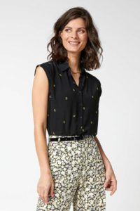 steps-blouse-met-all-over-print-zwart-geel-zwart-8718303563253-2