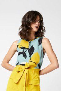 steps-blouse-met-bladprint-mintgroen-mintgroen-8718303561679-1