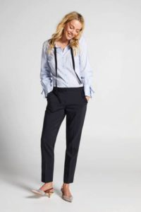 steps-cropped-straight-fit-pantalon-zwart-8718303441988