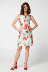 steps-gebloemde-jurk-mintgroen-rood-groen-8718303564250-2