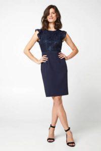 steps-jurk-met-kant-donkerblauw-blauw-8718303545365-1