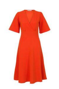 steps-jurk-met-overslag-oranje-oranje-8718303557221-1