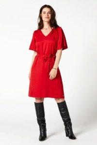 steps-jurk-met-stippen-rood-rood-8718303548052-2