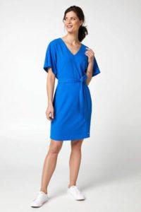 steps-jurk-met-v-hals-blauw-blauw-8718303546126-1