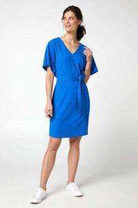 steps-jurk-met-v-hals-blauw-blauw-8718303546126-2