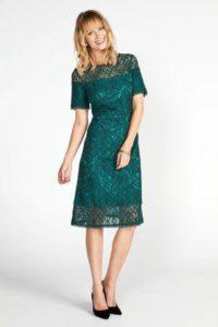 steps-kanten-jurk-groen-groen-8718303560597