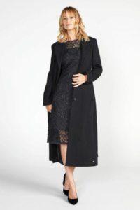 steps-kanten-jurk-zwart-zwart-8718303560528