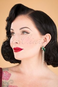 168953-Louche-30065-Padon-Long-Earrings-Gold-Green-041M-W-category