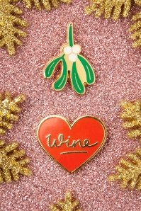 169877-Punky-Pins-32874-Pin-Mistletoe-Heart-Wine-Gold-11042019-003W-category