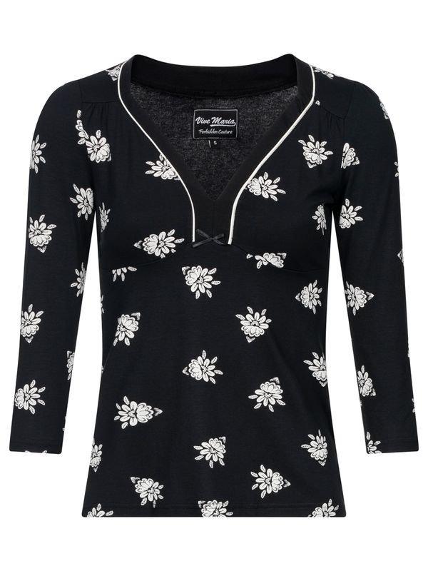 Vive-Maria-French-Girl-Shirt-black-36951