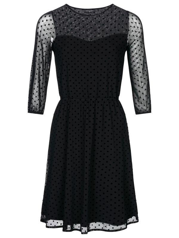 Vive-Maria-La-Minette-Tulle-Dress-black-36944