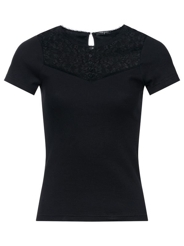 Vive-Maria-Lovely-Night-Ribshirt-black-36979