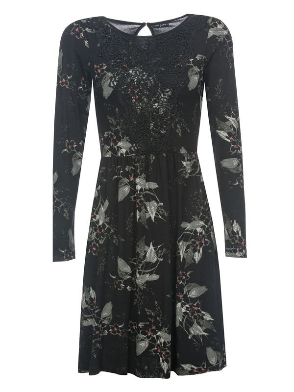 Vive-Maria-Parisienne-Dress-black-allover-34381