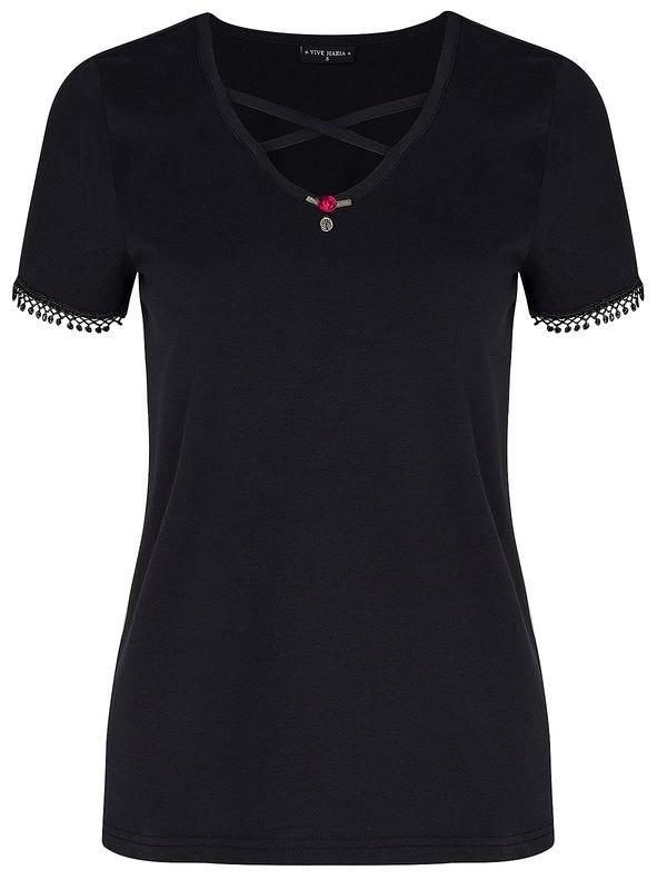 Vive-Maria-Rebel-Banded-Shirt-black-37498