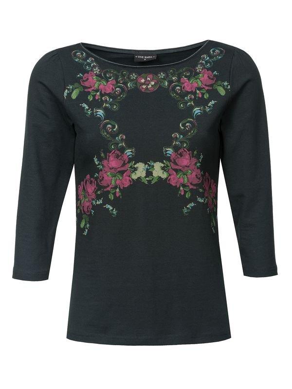 Vive-Maria-VM-Folk-Romance-Shirt-dark-grey-34780